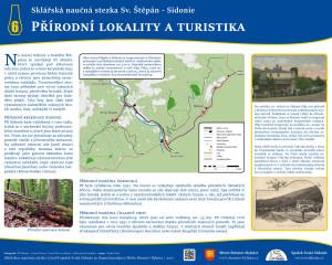 6. Přírodní lokality a turistika
